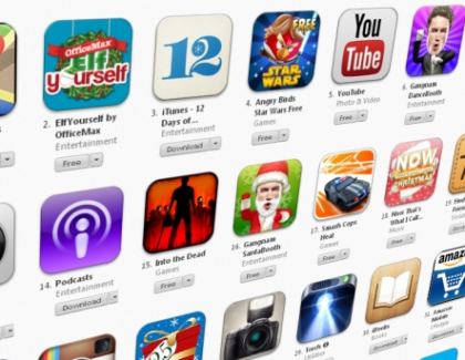 Google Maps iOS App Topping the Apps Chart