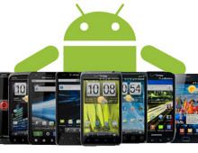 90%  of Google Android SmartPhones , Apple iOS in Q4:IDC