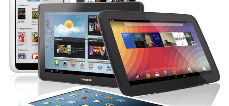 Latest Tablets Introduced January 2013