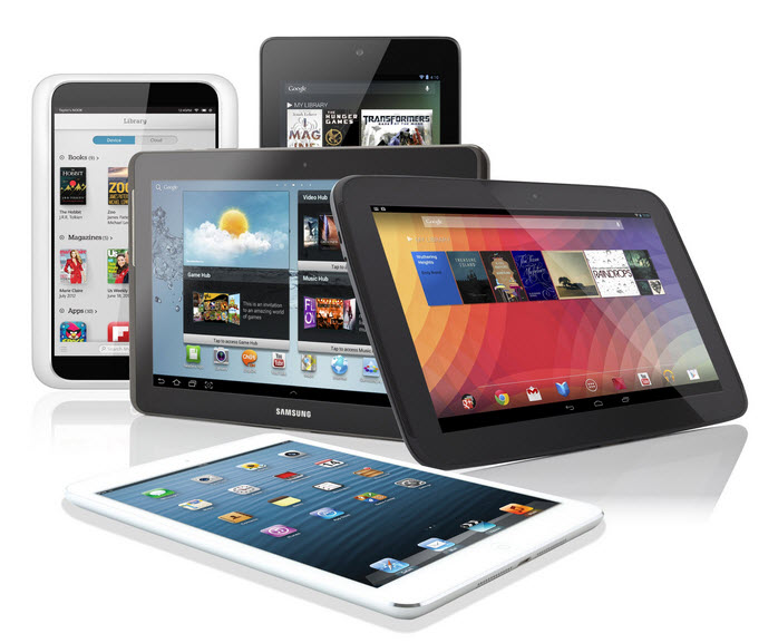 Latest Tablets