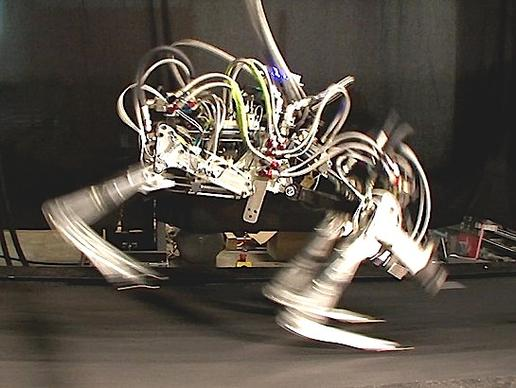 Fastest Robot of the world - inewtechnology