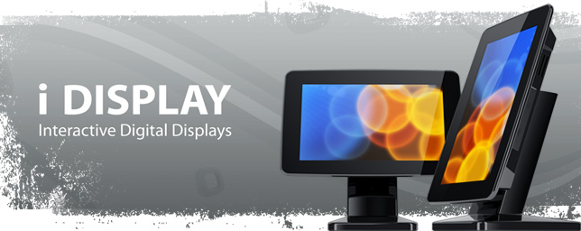 iDisplay Gadgets for Graphics Desinger