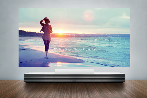 4K  Throw  Projector  from  Sony