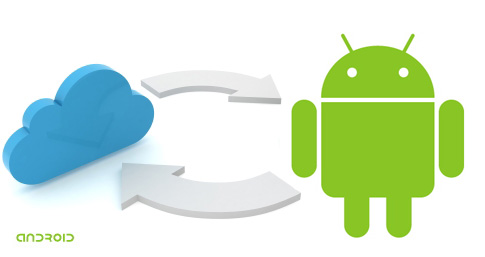 Web hosting application for Android
