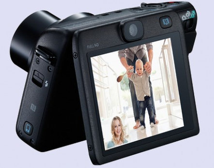 Canon N100 Latest Gadgets for Travellers