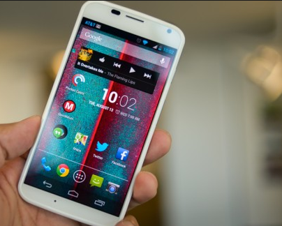 Moto X Latest Smartphone in 2014