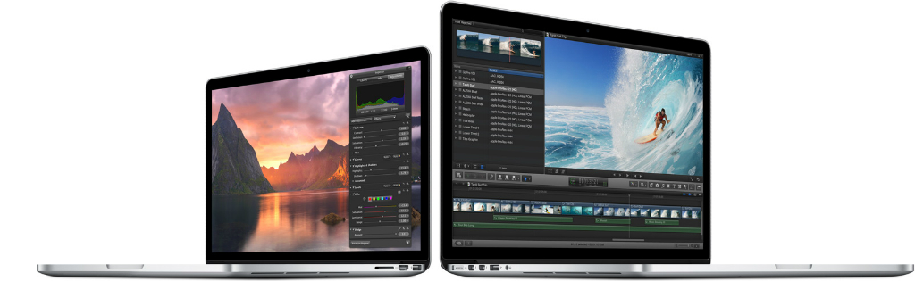 Apple MacBook Pro 15-inch Retina 2 The Best Laptops of 2014