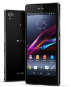 the best smartphone in india Sony Xperia Z1
