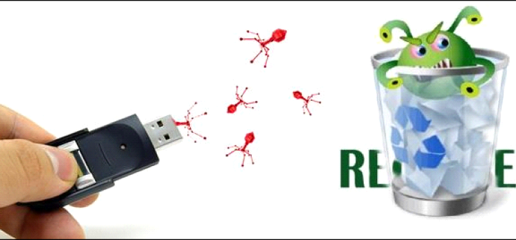 5 Easy Steps to Acquire Recycler Virus Free Device