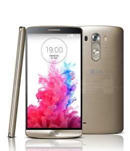 G3 Smartphone High Resolution Screen and Cutting Edge Features LG
