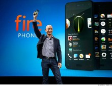 Can Amazon's New Fire Phone Set the Smartphone Market Ablaze?