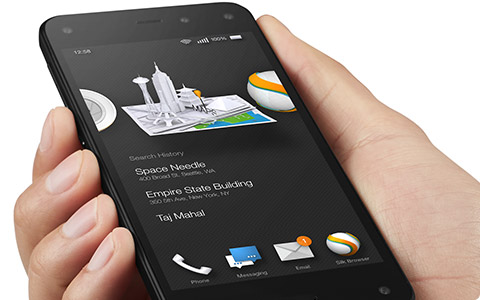 Amazon new firePhone 4.7-inch