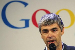 CEO – Google Inc, Larry