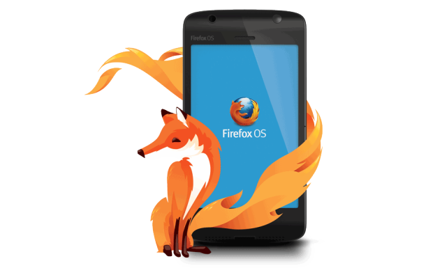 FirefoxOS3.5 operating System
