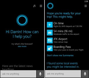 How does Microsoft's Cortana Work