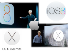 Apple Introduced the Highly Awaited iOS 8 and OS X Yosemite