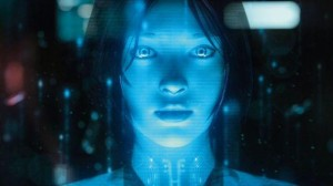 mIcrosoft uses halo's cortana for it PA App