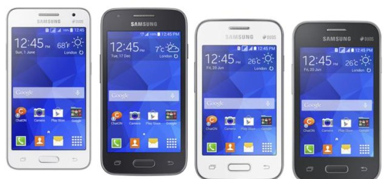 4 New Samsung Galaxy Smartphones with Android 4.4 (KitKat) That Are Easy On Your Wallet
