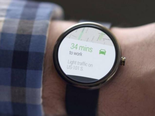 Get Notified with Android Smartwatches