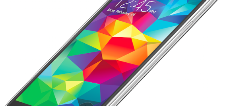 Samsung's Flagship Smartphone, Galaxy S5, is Now Equipped with 4G