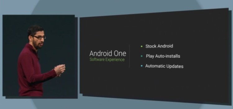 Google's Android One Program will Launch Its First Phone in October