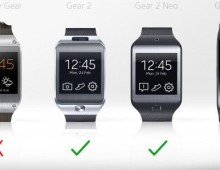 Introducing the Samsung Galaxy Note 3 Gear [Part 4: Comparison of Samsung Galaxy Gear vs. Gear 2, Neo, and Gear Fit]