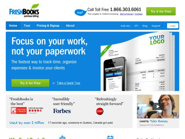 Top 10 Online Invoicing & Billing Software of 2014 2