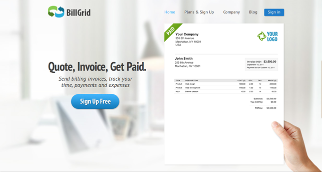 Top 10 Online Invoicing & Billing Software of 2014 4