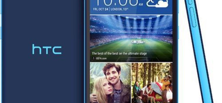 Do You Know That HTC Has Launched The First Selfie-Focused Smartphone – HTC Desire Eye