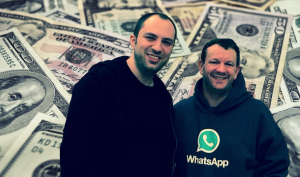 WhatsApp Co-Founder's Views