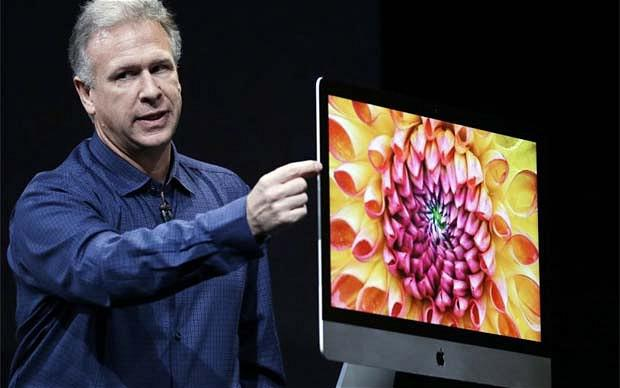 iMacs for World's Highest Resolution Displays