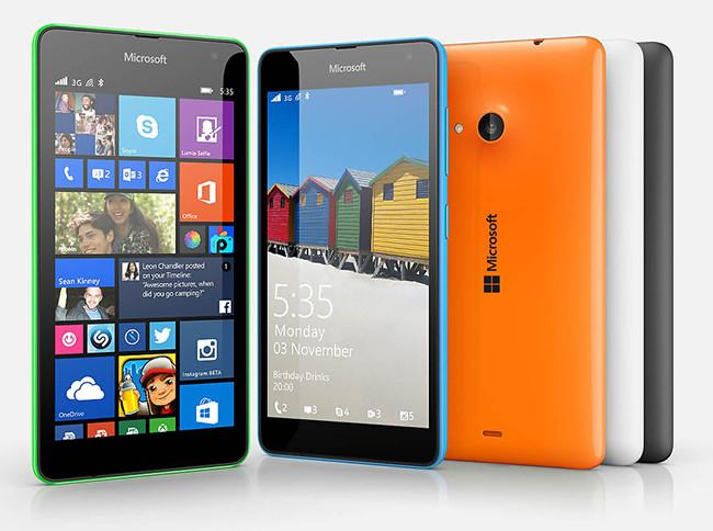 New Microsoft Phone