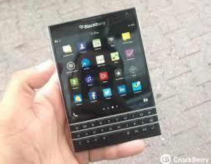 Blackberry Passport: A comeback