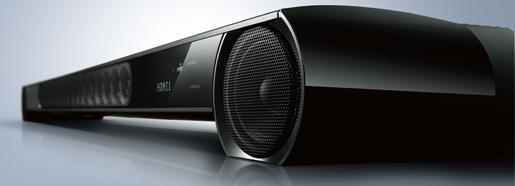 Home Theatre Review Yamaha YSP-3300