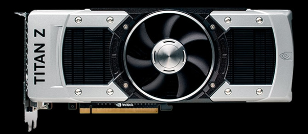 NVIDIA GeForce GTX Titan Z  Graphics Cards for PC