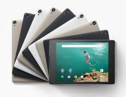 Nexus 9: For movers and makers