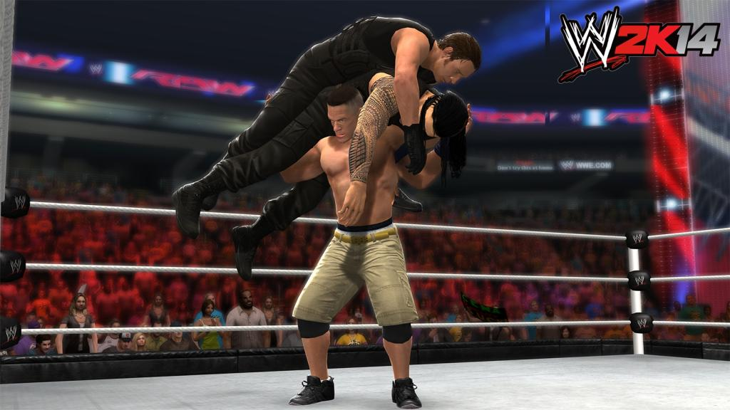 2 player wrestling games wwe