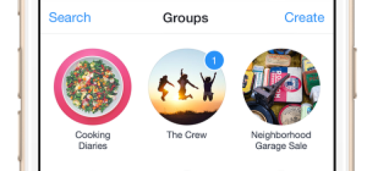 The all new Facebook Groups app – How to use it?