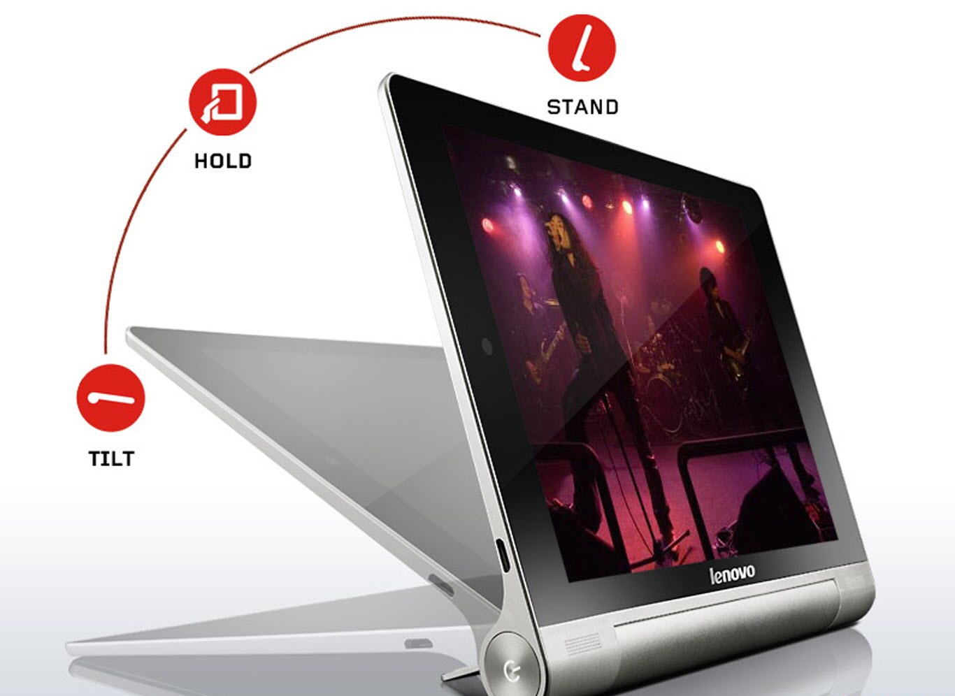 Lenovo Yoga Tablet 8 Specifications