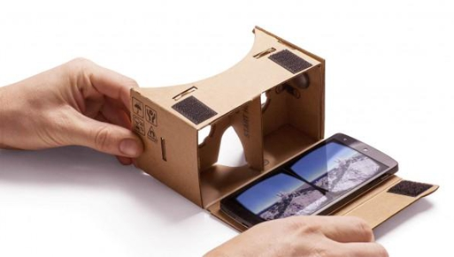 Google Brings Out Virtual Reality