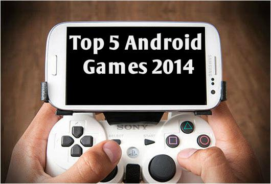 Top 5 Free Android Games