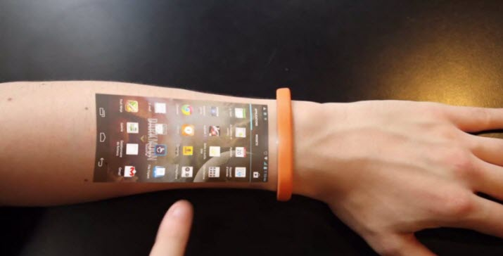 Smartphone on your Wrist
