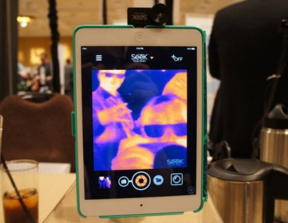 Use Your Smartphone for Thermal Imaging!