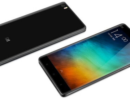 Xiaomi Launches Its new flagship device the Mi Note