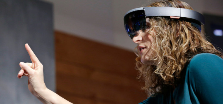 Microsoft's New HoloLens – Say Hello To The Future Of Holographs
