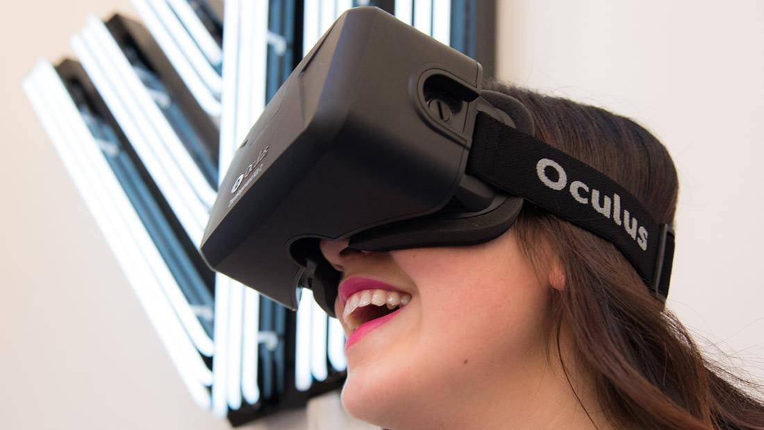 Occulus Rift Crescent Bay