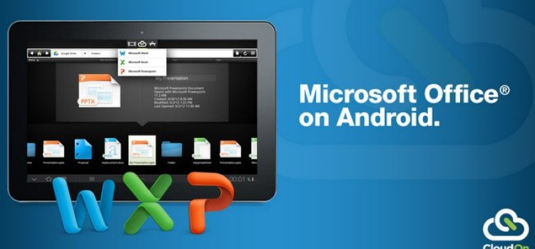 Office Available on Android Tablets For Free
