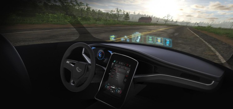 Heads-Up Tech Now Available for Cars – Access All Data on Your Car's Windshield