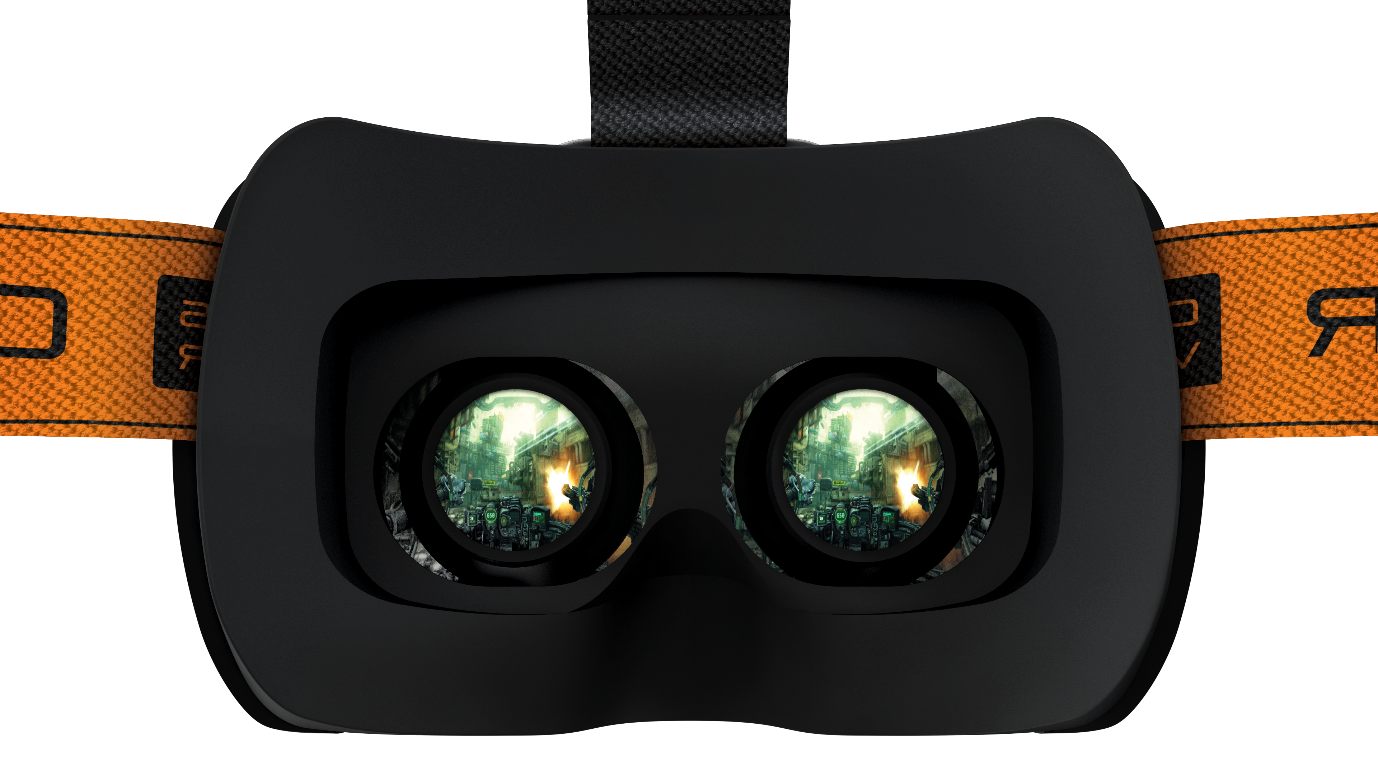 Razer's Virtual Reality