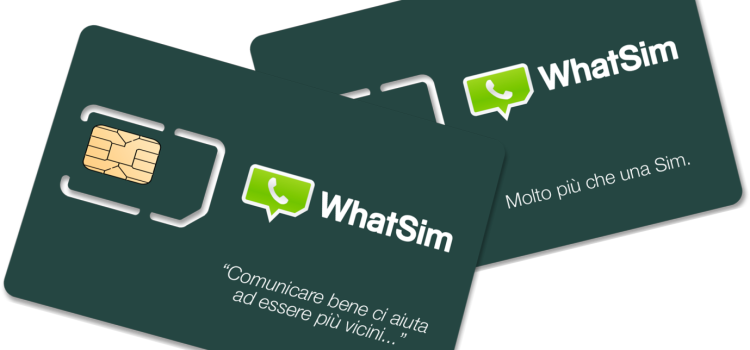 WhatSIM – WhatsApp Without Internet